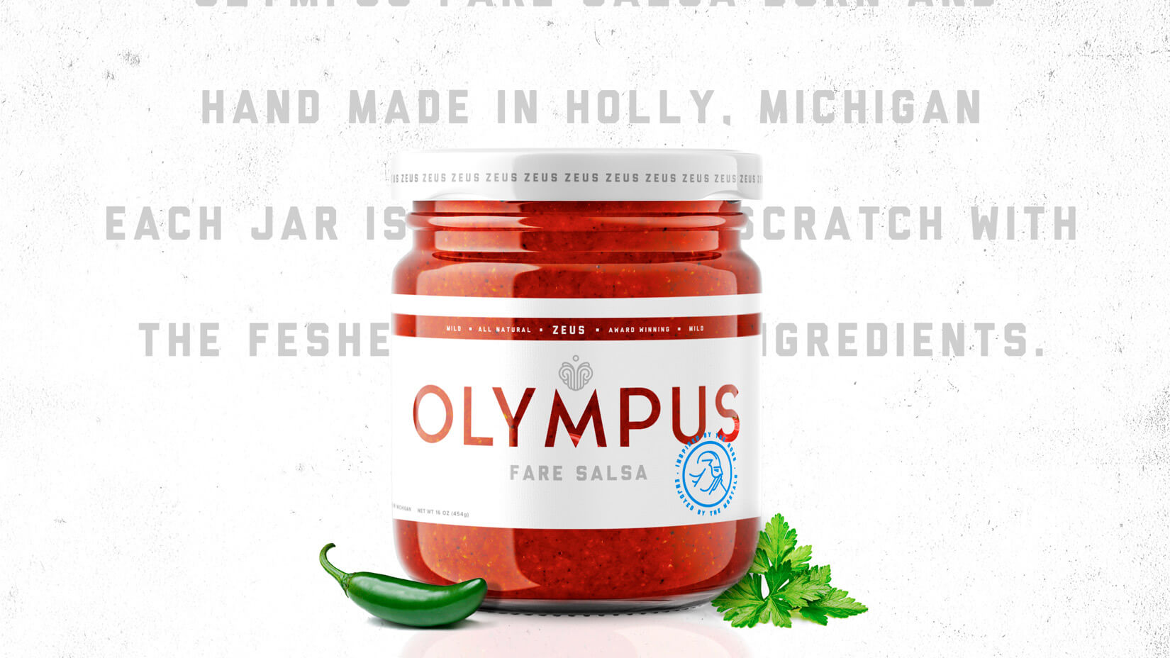 Olympus Fare Salsa